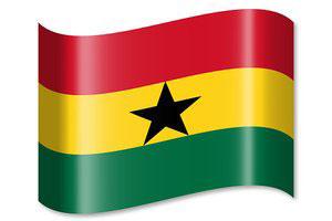 Gana Bayrağı